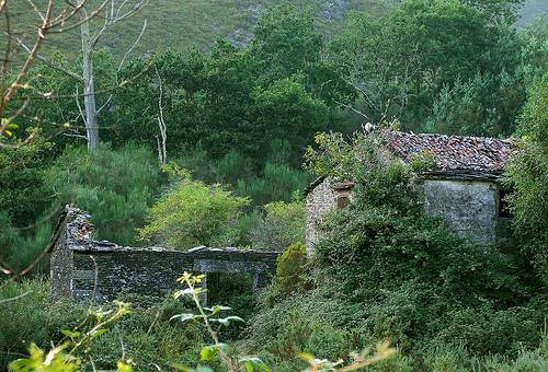 Renace la aldea galiciaunica - La casa vieja del abuelo ...