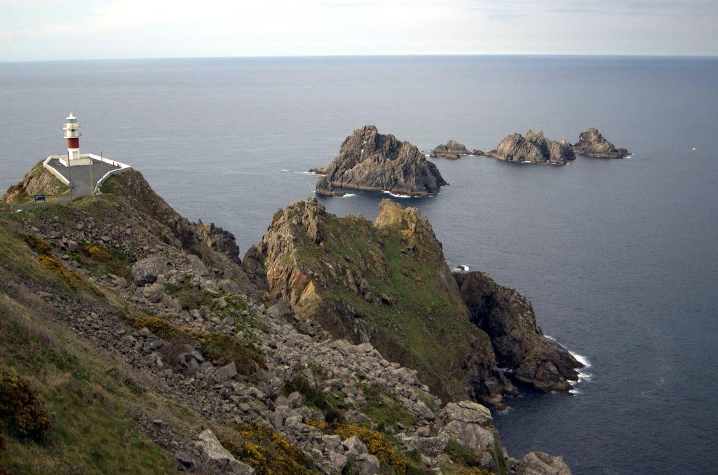 Golfo de Vizcaya, Cabo de Ajo, Cabo de Peñas, Punta Estac... - ThingLink