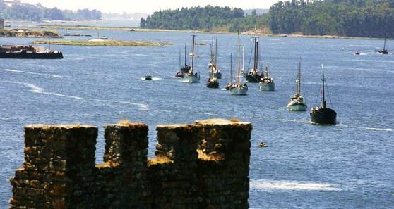 Barcos de artesan a galiciaunica for Portico vigo catalogo