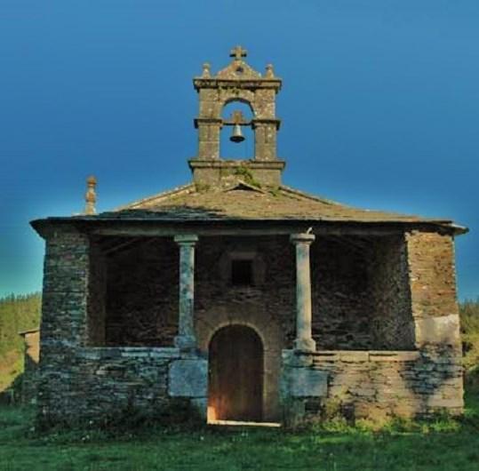 Ermita da Nosa Señora das Neves...