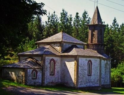 La iglesia de Santa María de Ambosores