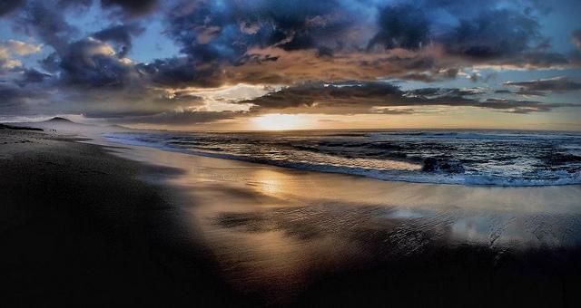 La negra sombra tiñó de luto a Praia das Furnas el día que Ramón Sampedro sufrió aquel terrible accidente....
