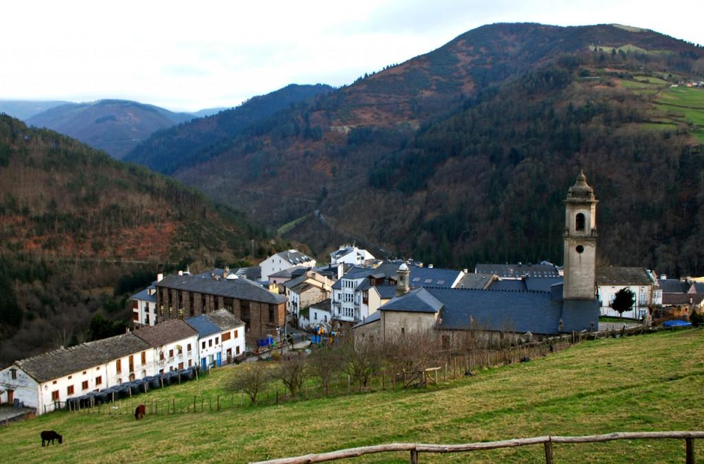Taramundi, un pueblo de película.