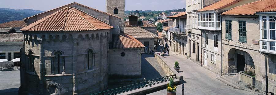Allariz, la villa medieval.