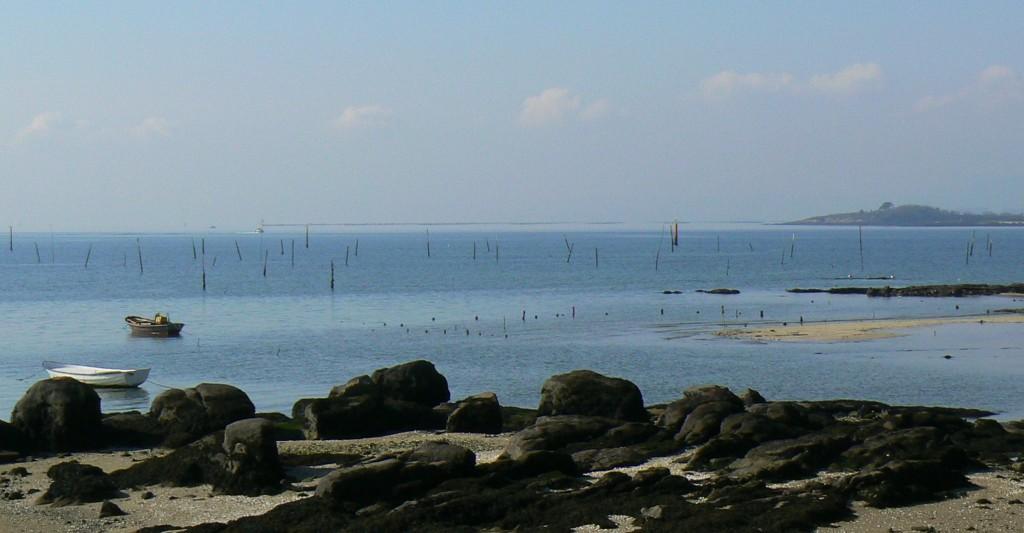 Las leiras do mar.