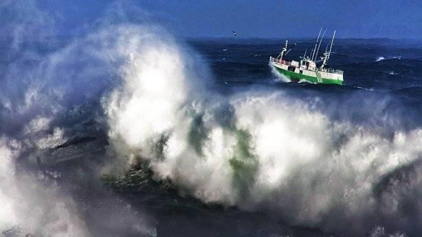 Llegan los barcos a puerto...