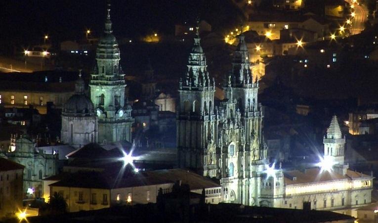 La Catedral de Santiago, centro de la espiritualidad universal.