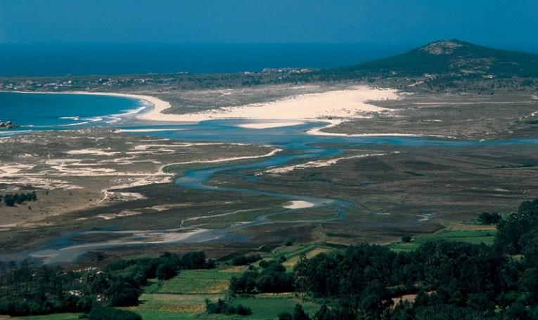 El Parque Natural de Corrubedo