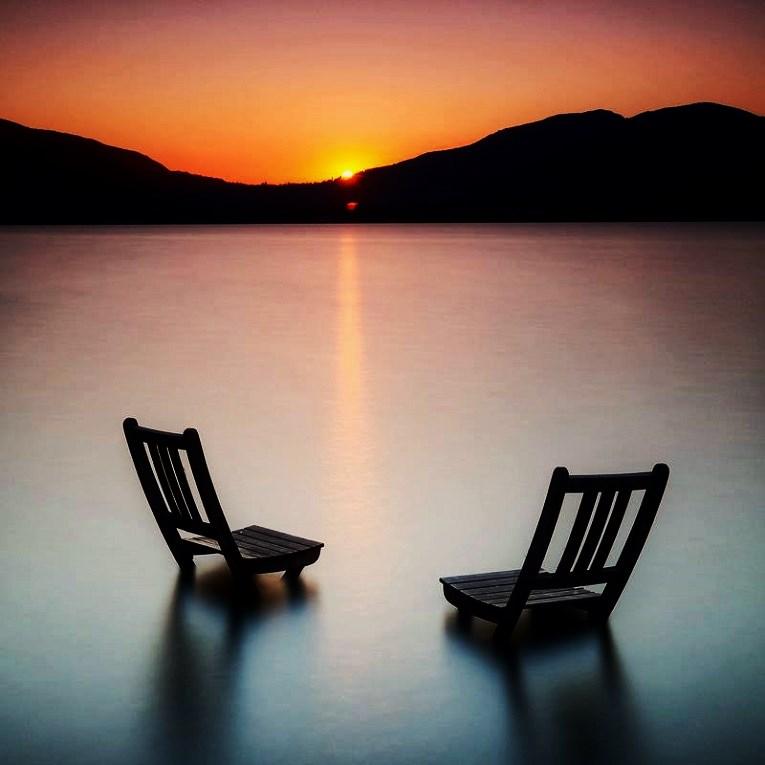 El lago de mis sueños
