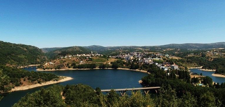 Viana do Bolo se mira en el Bibei