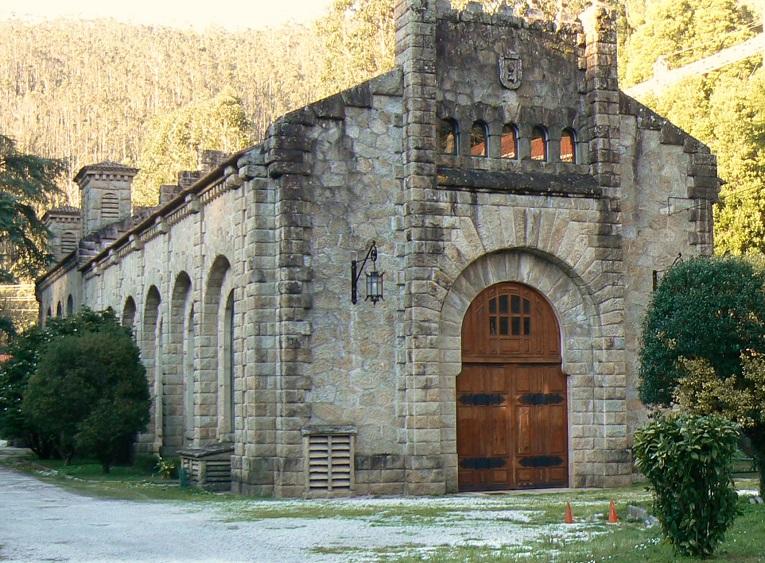 CENTRAL HIDROELECTRICA DEL TAMBRE  PALACIOS
