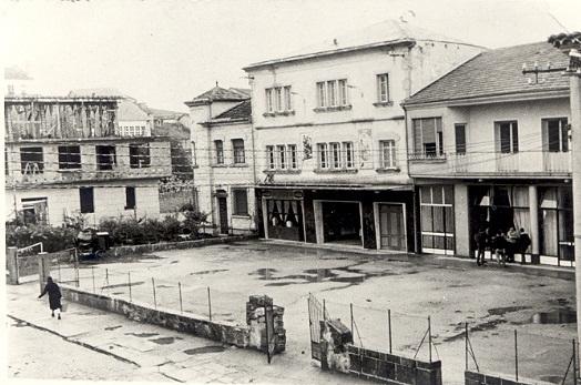 El Cine Yeca  inaugurado en 1958, llegó a realizar varias funciones diarias.(Archivo A.P.)