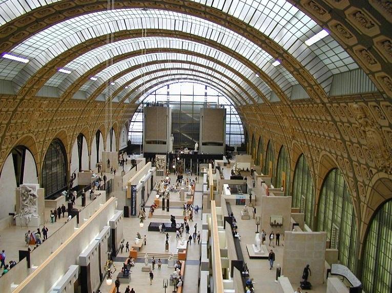 MUSEO DE ORSAY - PARÍS