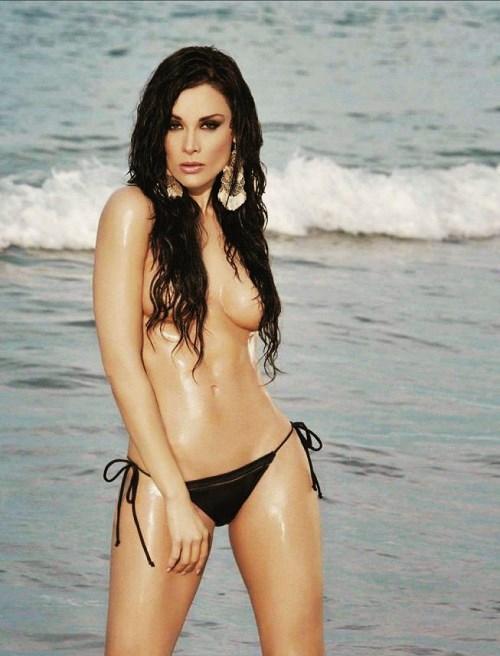 Tania Vazquez Modelo Y Actriz De Televisa Meico