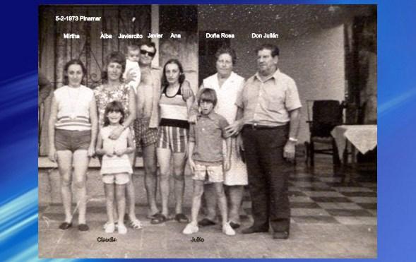 FAMILIA JAVIER +++
