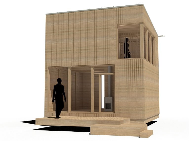 Alberto corral arquitecto galiciaunica - Modulos de madera ...