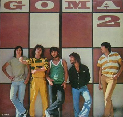 GOMA 2 -PORTADA