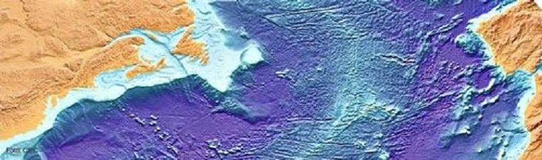 El gran océano...
