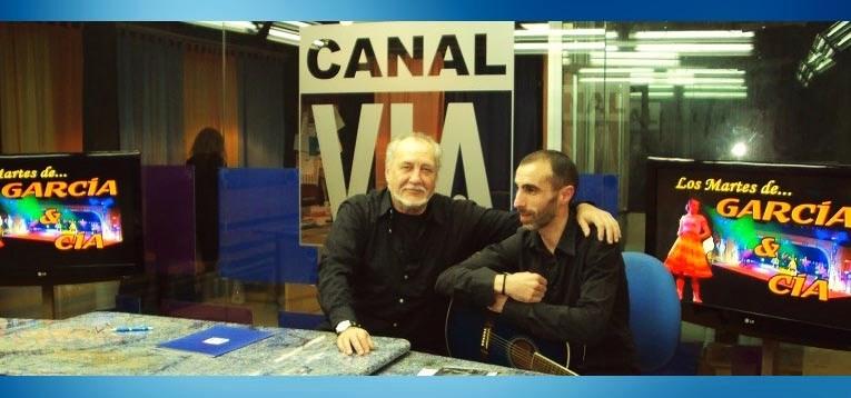 1  GARCIA Y CARLOS VIA TV